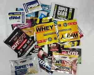 Workout Supplement Samples – Guiler Workout