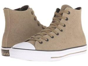 Men Converse Hi blanco 6 Ctas 8 Pro Zapatos Unisex Us negro Mujer Chocolate qqzBrC