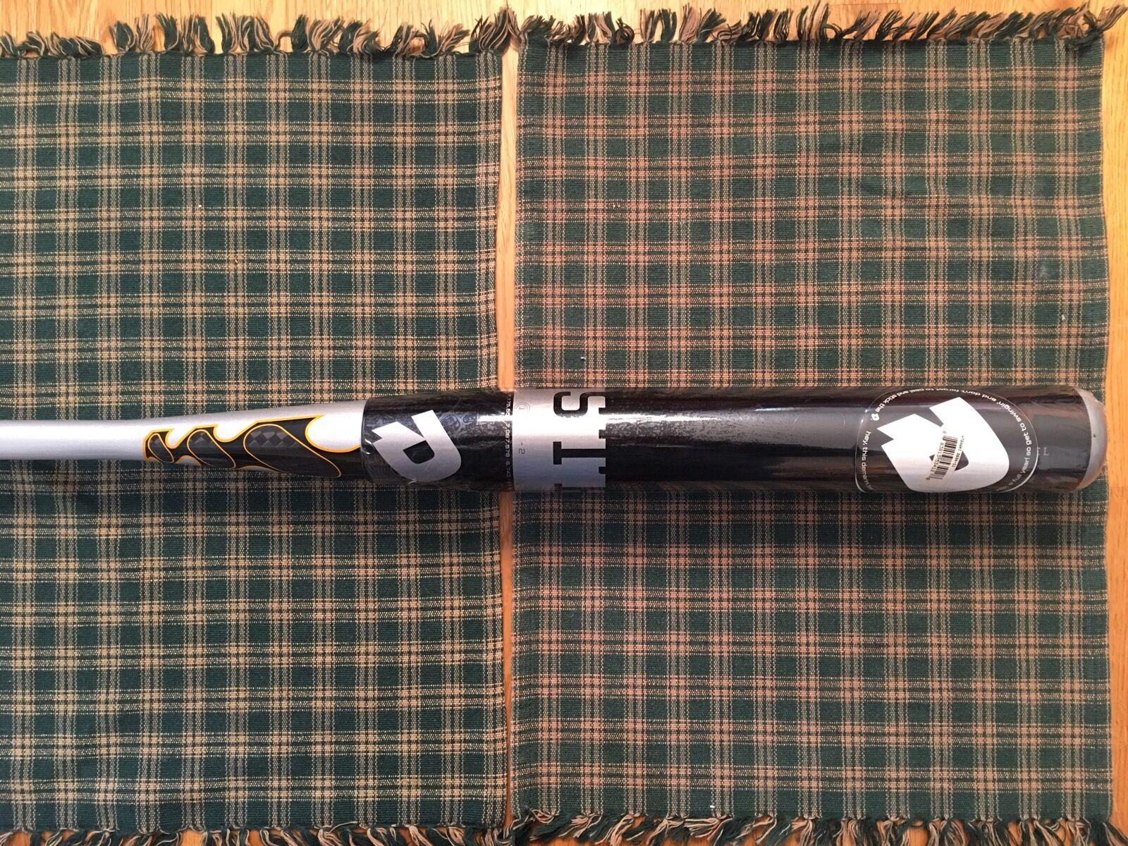 RARE NIW 2011 DEMARINI WHITE STEEL 34 26 Slowpitch Softball Bat WHI-11 ASA HOT