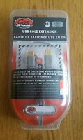 Geek Squad Gold 10' Usb Device Cable Gs-10uec In Box