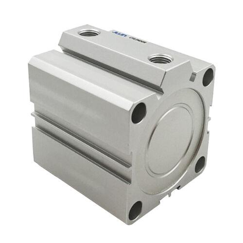 Kompakter dünner Luftzylinder SDA 50x 5 100 50mm Bohrung 1//4 Port 1//8