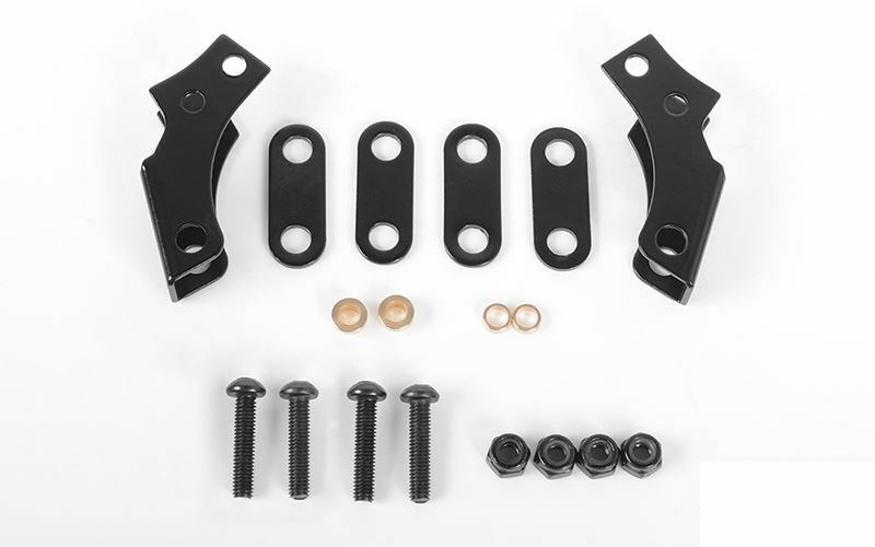 Reverse Mount Spring Hanger Conversion Kit for TF2 MWB LWB Z-S1923 RC4WD