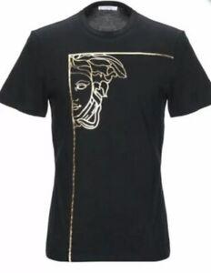S122# VERSACE COLLECTION MEN T-SHIRT Size XL