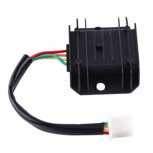 4-Wire 2 Pin Full Wave Motorcycle Regulator Rectifier 12V DC Bike Quad Scooter