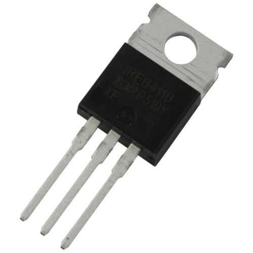 IRFB4110 International Rectifier MOSFET Transistor 100V 180A 370W 0,0045R 856283