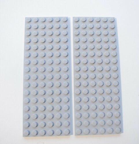 LEGO 3035-4 Nuovo Nero 4x8 Piastre di Base Per Ordine