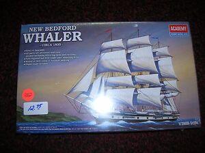 Academy-14204-034-New-Bedford-Whaler-034-Kit-1-200-lot-9440