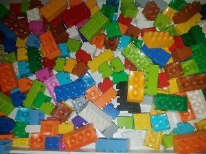 4 x LEGO 14x1 BLACK Technic Brick Pieces Parts