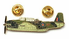 Grumman TBF Avenger Torpedo Aeroplane U.S.Navy Lapel Pin Badge *Official*
