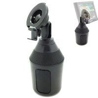 Low Profile Drinks Cup Holder Mount For Garmin Drive Smart 50 50lmt 50lm Lmt Gps