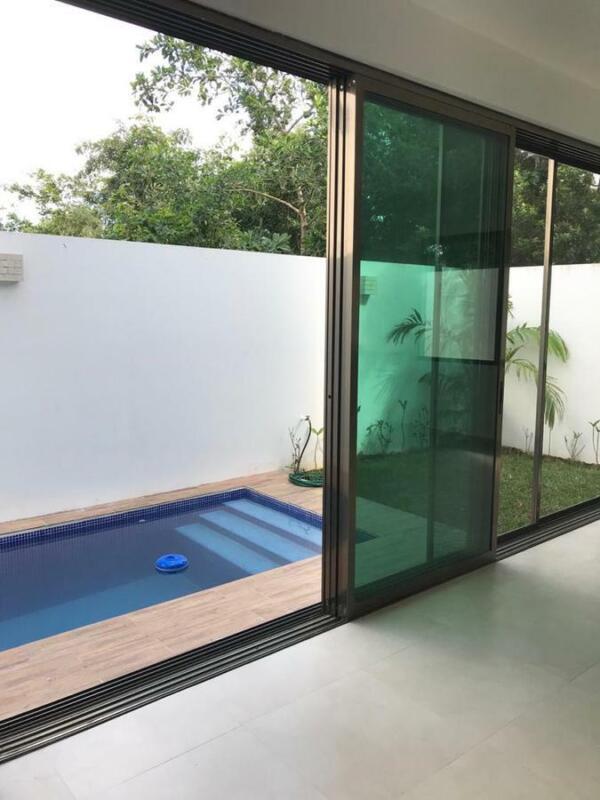 Casa en Venta de 3 Recámaras, Piscina en Aqua by Cumbres, Avenida Huayacán, Cancún
