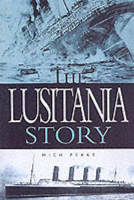 "The ""Lusitania"" Story-ExLibrary"