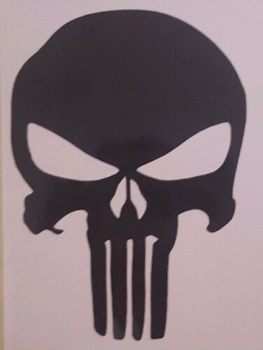 Punisher Logo Vinyl Decal home laptop Choose Size//Color