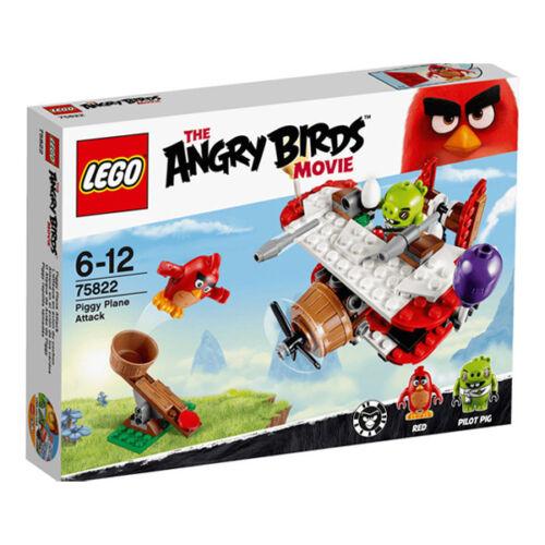 LEGO 75822 Angry Birds Piggy Plane AttackBrand New In Stock Australia