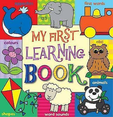 My First Learning Book, , Acceptable Book