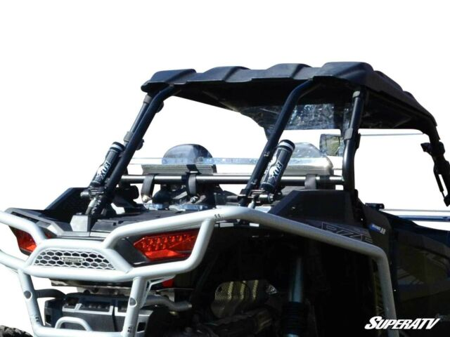 Super Atv Polaris Rzr 1000 Rear Windshield Clear Standard For Sale Online Ebay