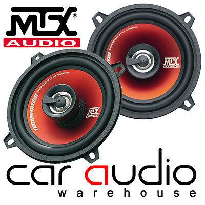 """MTX TR504 Terminator 5.25"""" 13cm 2 way 200 Watts Car & Van Coaxial Audio Speakers"""