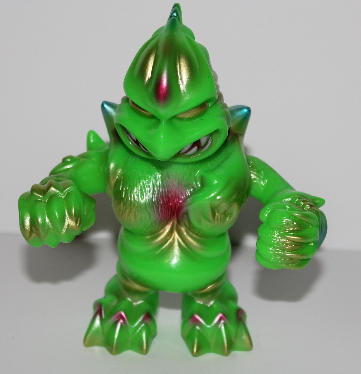 Cronic Zyurai Asu Kaiju Figure Toy Collectible