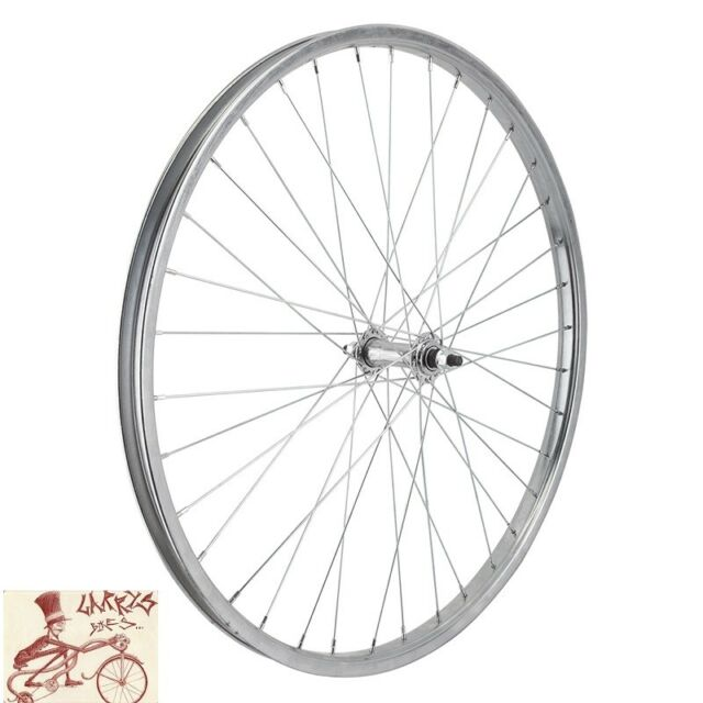 "Beach Cruiser Bike 20/"" Rear /& Front  Rims 144 spokes wheels Coaster Brake Chrome"