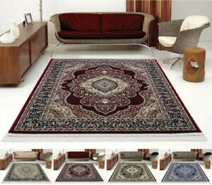 Classic-Traditional-Vintage-Style-Area-Rugs-amp-Runner-Oriental-Design-Carpet-Rug