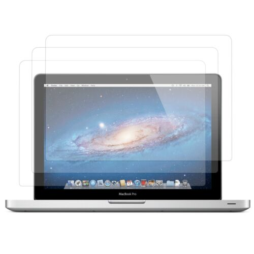 Crystal Clear Screen Protector Guard Matte LCD Cover For Macbook Pro 13 13.3 New