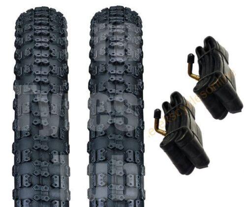 Chunky Pair Mothercare MY4 Pram Tyres /& Tubes 12 1//2 X 2 1//4