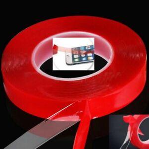 Doppelseitiges-Klebeband-Hochtemperaturband-Klebestreifen-Breite-2mm-5mm-x25m