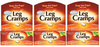 3 Pack Hyland`s Leg Cramps Quick Dissolving Tablets 50ct 354973295612