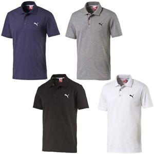Puma-caballero-ess-essential-Polo-Shirt-diferentes-colores