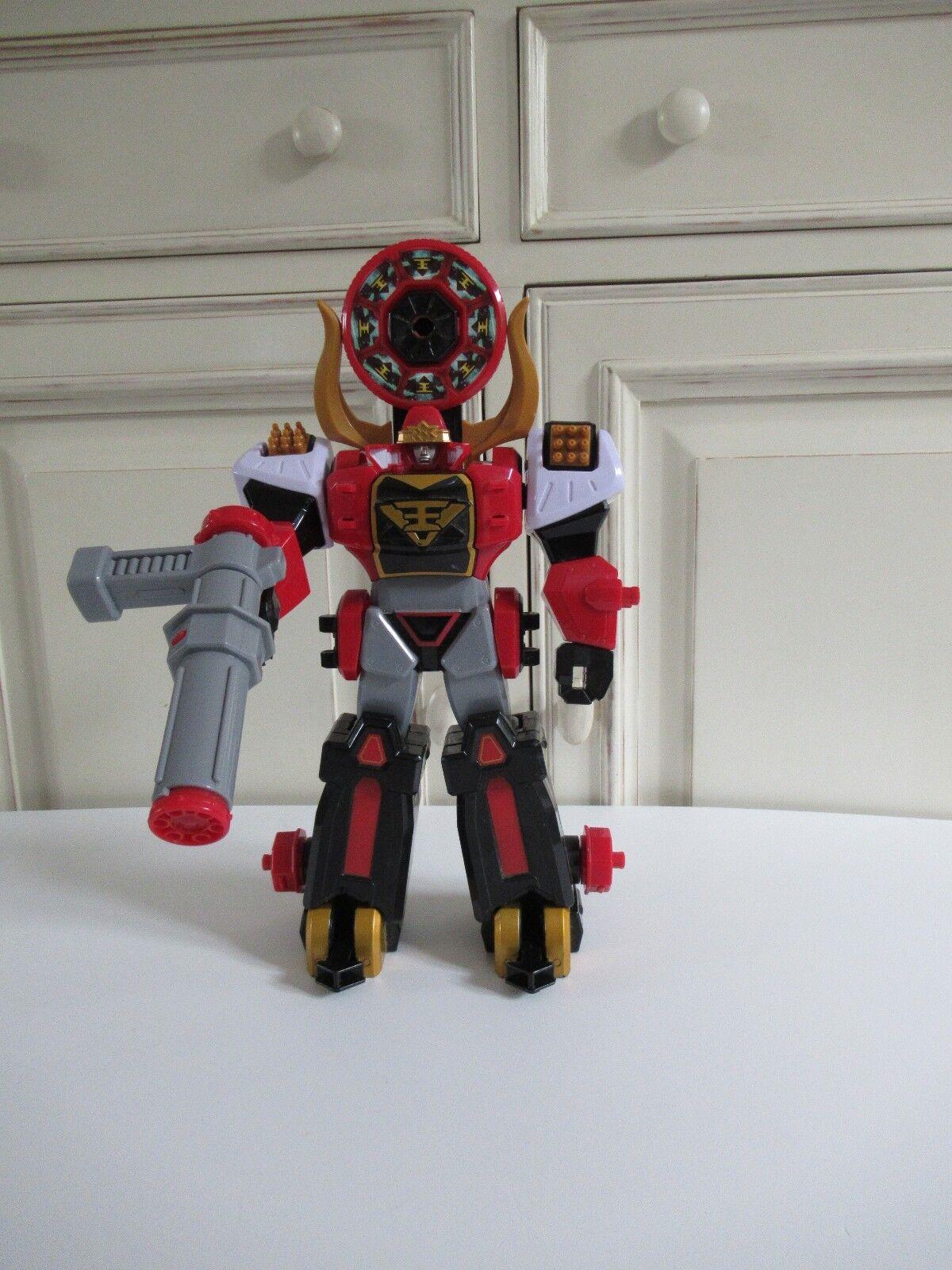 Robot Power Rangers Samurai Bull Megazord 30 Cm