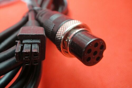 Details about  /Original MDR-03GSC 311710 G-Sensor Cable 6 Pin Aviation Plug Connector to 4 Pin