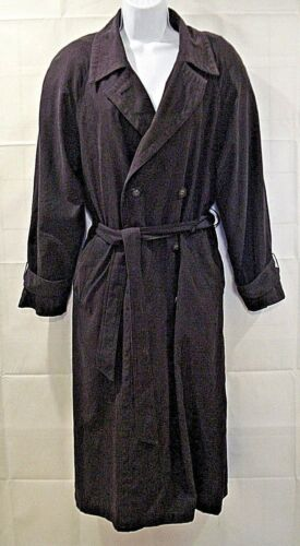 14p Brem In Lightweight Made Lined Trenchcoat Rainwear Russia Sort qrHq8w1v