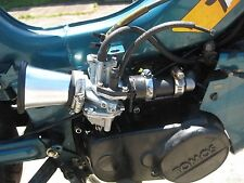 00 Tomos 50 A35 A 35 Moped engine motor Tomos Targa