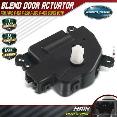 Mode Blend Door Actuator For Ford F 150 F 250 F350 Super Duty 15 18 Main 604 288 Ebay