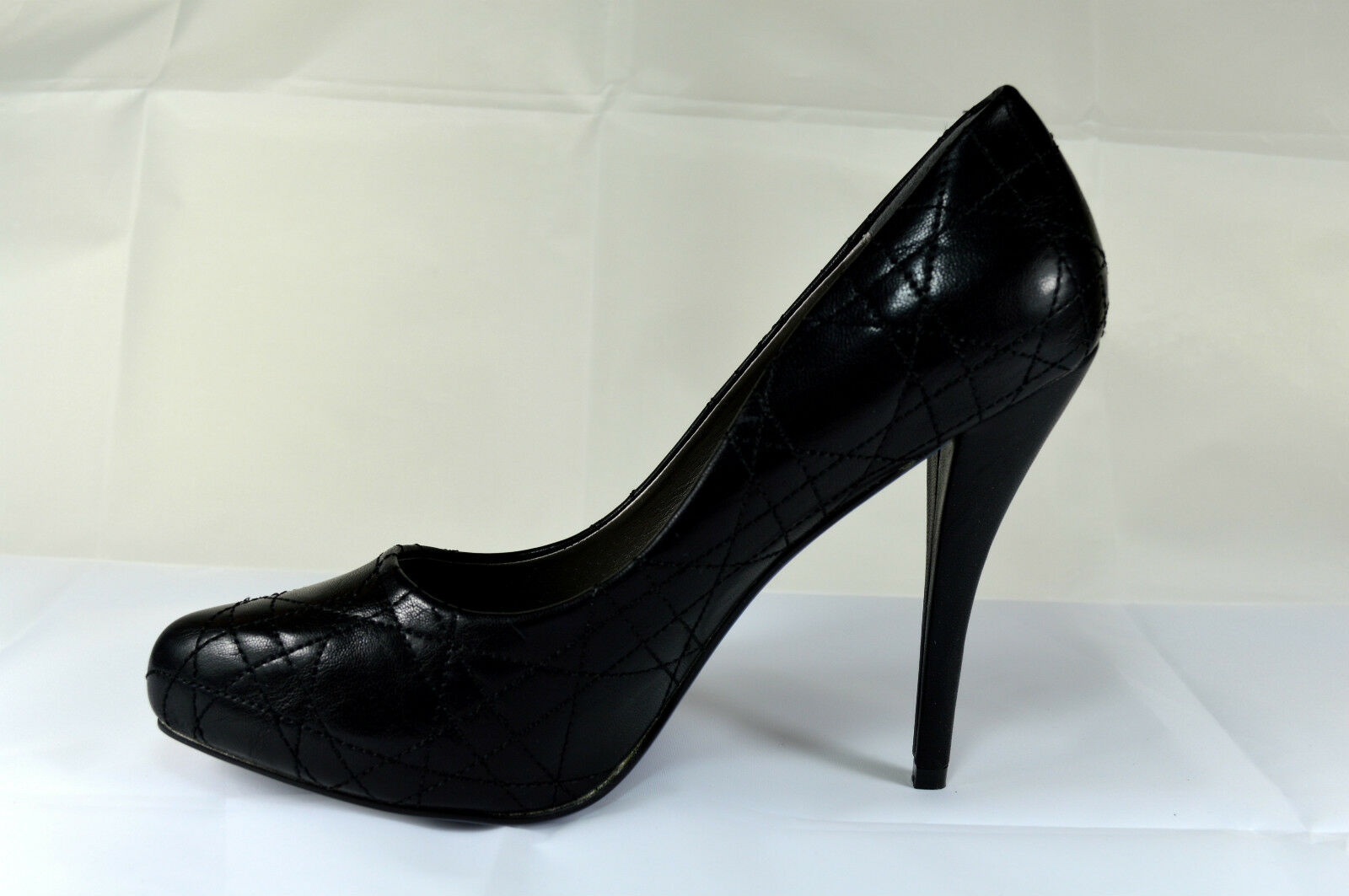 Sale Elegant Women's Heels Evening Shoes Pumps High Heels Women's Size gr.35-40 Black NEW afb194