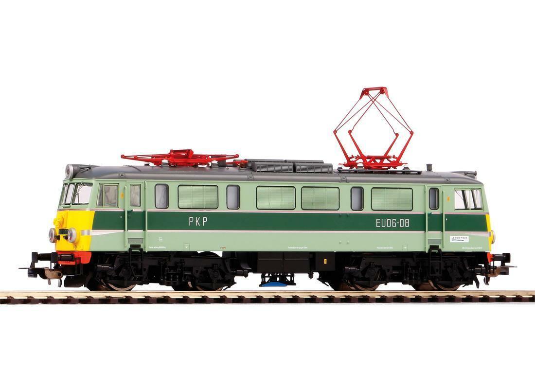 Piko 96377  E-lokomotive  EU06-08  PKP    ep.V (H0)