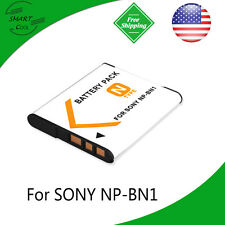 NP-BN1 Battery For Sony Lion  DSC-TX5 TX7 TX9 W310 W380 BC-CSN T99 NPBN1