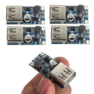 5PCS-PFM-Control-DC-DC-USB-0-9V-5V-Boost-Step-up-Power-Supply-Module-LL
