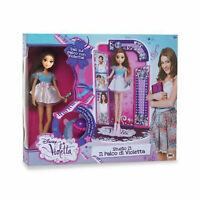 Disney Violetta Fashion Doll Modepuppe Musikshow Puppe Stimme aufnehmen NEU Baby