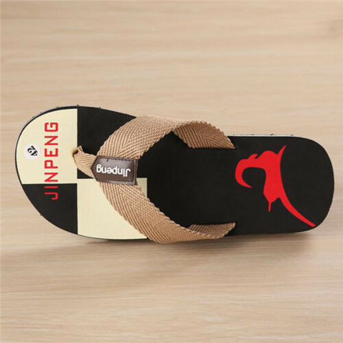 Women Men/'s Beach Flip Flops Slippers Casual Sandals Summer Home EVA Black Blue