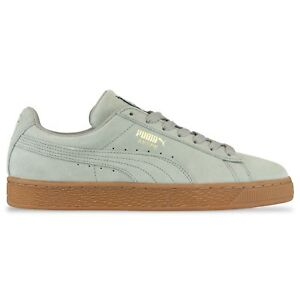 Skin TrainersElephant Suede team Gold Puma Classic 47 Bnib 365347 Elephant CxoerdBW