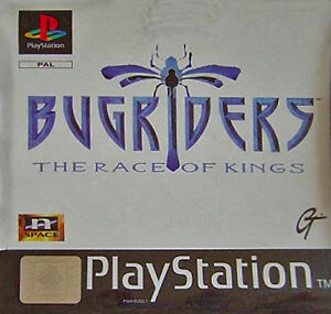 BUGRIDERS-per-Play-Station-1