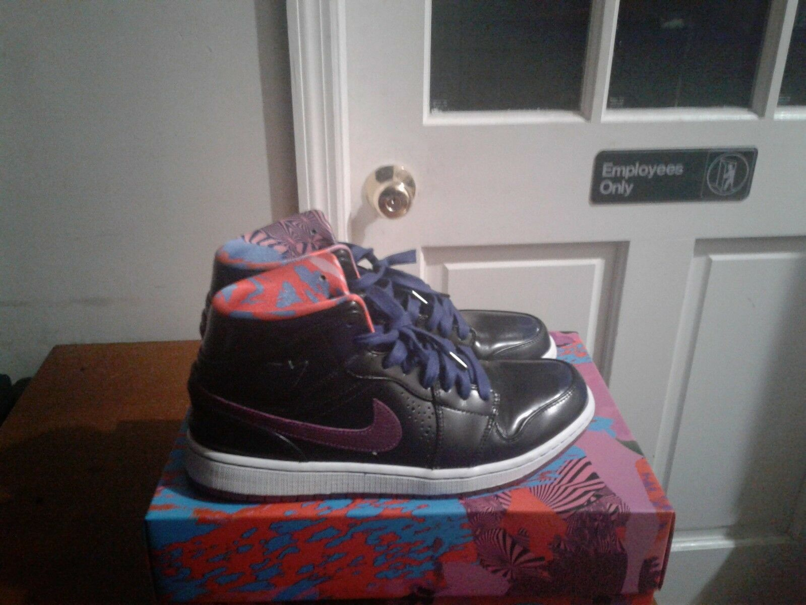 Jordan 1 mid Year of the horse. Size 11 Rare
