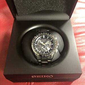 Seiko-Astron-SBXB077-Day-Date-Solar-Authentic-Mens-Watch-Works