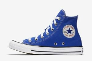76c1ff016051a3 Converse Unisex CHUCK TAYLOR ALL STAR HIGH TOP Shoes Hyper Royal ...