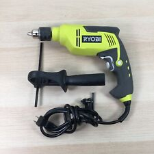 New Listingryobi D620hth 120 V 58 In Heavy Duty Corded Hammer Drill Machine Tool Only
