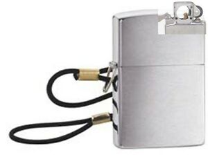 Zippo 275 lossproof loop and lanyard Lighter with PIPE INSERT PL