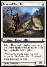 *MRM* FR 4x Voyageur damné (Doomed Traveler) MTG Innistrad