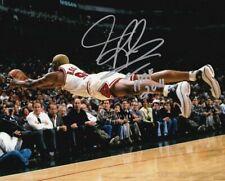 Dennis Rodman HOF Bulls Autographed Signed 8X10 Photo REPRINT