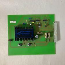 Cp Bourg Pc 108 9421056b 9910 118 Conveyor Amp Valve Driver For Modulen S Collator